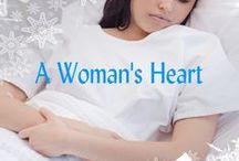 A Woman's Heart / Romance  http://bookgoodies.com/a/B019D70H8A