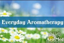 Everyday Aromatherapy / Recipes for everyday essential oil use!