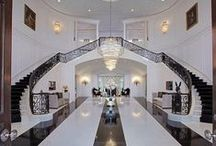 Foyers / Statement-making entrances that leave me speechless.