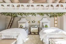 Children's Bedrooms / Fun, glamorous, and playful bedrooms for boys and girls of all ages.