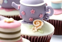 Cakes & Cupcakes / The most delicious and bets looking cakes and cupcakes for my inspiration :)
