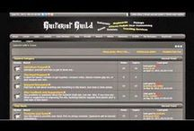 My Guitarist Guild stuff / A selection of #gear and stuff related to my website http://guitaristguild.com