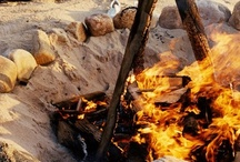 campfire chic