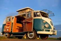 cool caravans & campers