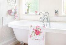 Shabby Bathrooms