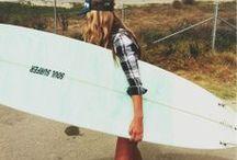 BEACH WAVES / Look primavera estate 2014