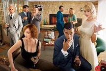 Mad Men / We celebrate the premiere of Series 7 Check Barnebys for all things 1950s!