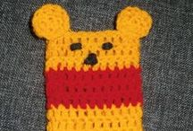bear shape :-) / a mobile phone in bear shape
