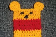 bear shape :-) / a mobile phone in bear shape
