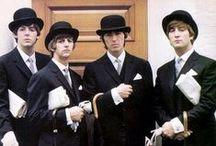 ☼THE BEATLES☼ / The Beatles.  John▬Paul▬George▬Ringo / by Tim Buttrum