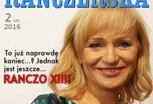 Gazetka Ranczerska / Okładki Gazetki Ranczerskiej redagowanej przez fanów serialu.