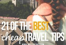 Travel Tips / Follow this board for informative travel tips, trends & more.