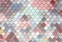 ++ Soft pastels