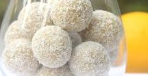 Beautiful Bliss Balls! / A mix of inspiring bliss ball recipes - Thermomix and non-Thermomix.  Let's mix some bliss with TM5 and TM31!