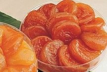 Apricot Lovers / Apricots give a sweet tart addition to some of our favorite treats!