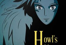 Howls moving castle , studio Ghibli