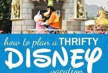 Best Tips for Saving Money on your Orlando or Disney World Vacation / We know how expensive a trip to Disney World and the other Orlando theme parks can be!  So we've collected some of the best tips we can find on how to save money either before or on your dream vacation.  Tips for saving on lodging, food, transportation, tickets and more!