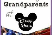 Visiting Disney World: Best Tips for Older Folks and Senior Citizens / Kids are not the only age group that can enjoy Disney World! But visiting any of the Orlando area theme parks can present special challenges for older individuals.  So here are the tips you'll need most if including older in-laws or grandparents on your vacation.  And if you're a bit older yourself and want to visit the parks, these tips can help you as well!