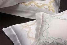 Pillows / Imagine how wonderful each day could be if you wake up every morning surrounded in soft luxurious pillows? visit Dea Italian Luxury Linens