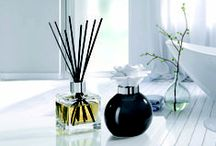 Parfum Berger Houston Texas / New Parfum Berger diffusers from Lampe Berger gently give continuous scent without a flame.  16 fragrances; choose reed diffusers or ceramic rose.  www.annsfinegiftsonline.com / by Ann's Fine Gifts, Houston, TX