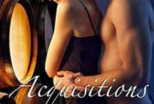 Australian Romance Books - erotic romance novels / Do you like reading erotic romance books? All of these are by Australian authors.  With a diverse range of era and location, you won't be disappointed.