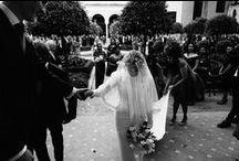 HdeP Palm Fronds & Ferns / Zain & Brendan #hermionedepaula #weddngdress