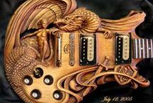 Cool Guitars / Some good looking guitars from around web.