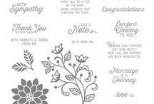 Cards - Flourishing Phrases