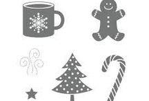 Cards - Gingerbread Men