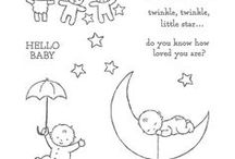 Cards - Moon Baby