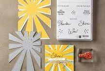 Cards - Sunburst Sayings