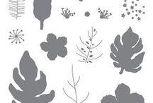 Cards - Botanical Blooms