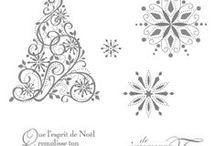 Cards - Snow Swirled