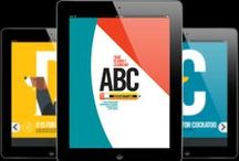 A P P S / // ipad and mobile app design inspiration for graphic designers //