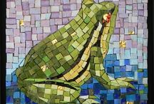 Mosaic animals / by Susan Peavey