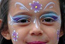 Facepainting inspirations