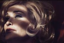 Jessica Lange / My love, my world, my inspiration.♥
