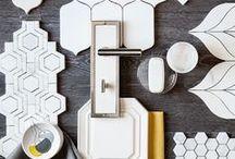 Espace déco / Les articles qu'on aime pour habiller nos cuisines et nos salles de bain