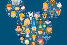 Disney / by Rebecca Marquis