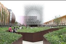 Expo Milano 2015 / Architectural pictures on the exposition at Expo Milano 2015