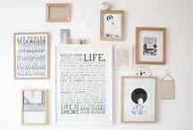 ➳ Home Inspiration: Bedroom ♥