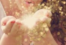 Shine Bright / Sparkle everywhere!