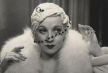 The Glamorous 30s / The glamorous vintage fashion of the 1930s