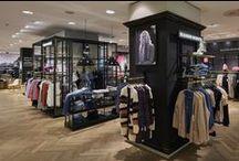 MAISON SCOTCH Shoperöffnung / Neu gestaltet, wie gewohnt im Trend: Das Label MAISON SCOTCH feiert seinen Shop bei KONEN in München.