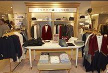 TOMMY HILFIGER Shoperöffnung / Das Label TOMMY HILFIGER hat jetzt einen exklusiven Damen-Shop bei KONEN - neu im 2. Obergeschoss.