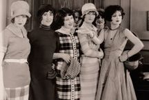 Vintage Lifestyle / Photos capturing the vintage lifestyle from the 20s to 60s.