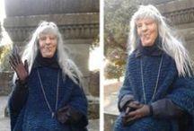 La Vecchina dell'Aceto in video... e non solo! / Madame La Vequine du Vinaigre dispone adesso di una playlist personale su YouTube ;-) www.messaggidallestelle.altervista.org/la-vecchina-dell-aceto.html