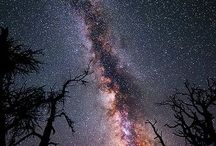 """Galaxy / """"How can you look at the galaxy and not feel insignificant?"""""""