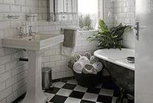 Bathroom  / by Marg Campbell