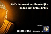 Lotuskaarten / Lotuskaarten van Dharma-Lotus